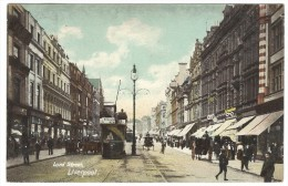 "1905, Lancashire, Liverpool - ""Lord Street"" - Liverpool"