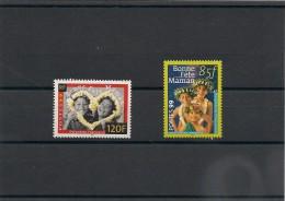 POLYNÉSIE  Année  1999  N° Y/T : 586/587** - Polynésie Française