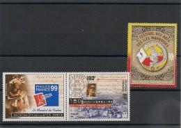 POLYNÉSIE   Année 1999   N° Y/T : 602-609** - Polynésie Française