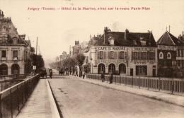 JOIGNY - 89 - Hôtel De La Marine- Situé Sur La Route Paris-Nice - Animée - 76645 - Joigny