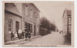 76 SEINE MARITIME - SAUSSEUZEMARE Vue Prise Route D'Auberville (voir Descriptif) - France