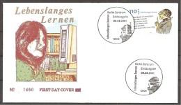 BRD 2001 - Michel 2209 - FDC (M) - Sprachen