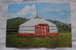 Mongolia Mongolian Yurt 1975   A 76 - Mongolia