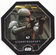STAR WARS - Jeton Leclerc Cosmic Shells N° 47 - STORMTROOPER - Autres Collections