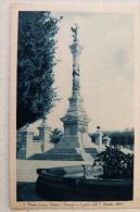 S.MARIA CAPUA VETERE - OSSARIO AI CADUTI DEL 1 OTTOBRE 1860 - Caserta