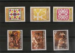 POLYNÉSIE    Année 1997 N° Y/T: 528/30-533/35** - Polynésie Française