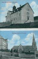 57 ALGRANGE / Neues Krankenhaus Algringen, Katholische Kirche / CARTE RARE - France