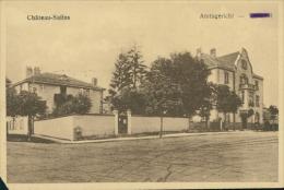 57 CHATEAU SALINS / Amtsgericht / - Chateau Salins