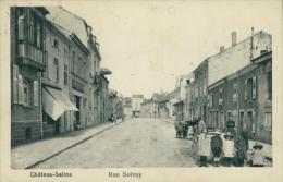 57 CHATEAU SALINS / Rue Solvay / - Chateau Salins