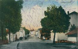57 CHATEAU SALINS / Une Rue / CARTE RARE - Chateau Salins