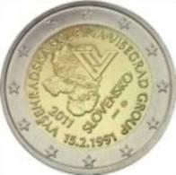 @Y@  Slowakije / Slivensko    2 Euro 2011   Commemorative - Slowakije