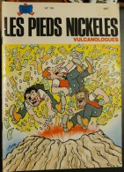 Les Pieds Nickelés Vulcanologues - Pieds Nickelés, Les