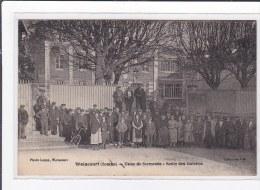 WOINCOURT : Usine De Serrurerie, Sortie Des Ouvriers - Tres Bon Etat - Other Municipalities