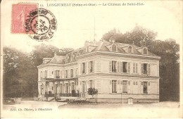 91-LONGJUMEAU-LE CHATEAU DE SAINT ELOI - Longjumeau