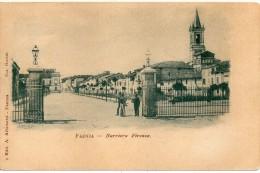 Emilia Romagna-faenza-faenza Veduta Barriera Firenze Primi 900 - Faenza