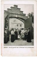 Gistel, Ghistel, Aan De Poort Van 't Prioraat In De Julimaand (pk27385) - Gistel