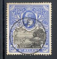 ST HELENA, 1912 2½d Superb Used, Cat £7 - Sint-Helena