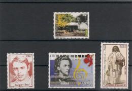 POLYNÉSIE    Personnages Années 1999/2009 Tous** - Polynésie Française