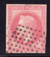 Colonie Française  N° 10 Avec Belle Oblitération Losange  TB - Napoleon III