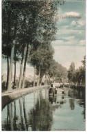 Halle, Hal, Canal Et Paysage (pk27395) - Halle