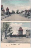 SEEFELD Mark Dorfstrasse Rauf Und Runter Werneuchen Nachverwendet 16.1.1948 Gelaufen - Werneuchen