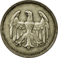 Monnaie, Allemagne, République De Weimar, Mark, 1925, Munich, TTB, Argent - [ 3] 1918-1933 : Weimar Republic