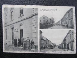 AK GMÜND Tabak Trafik 1906 /// D*18494 - Gmünd