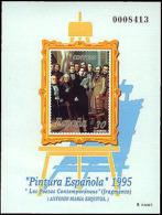España Prueba De Lujo 036 ** Esquivel. 1995 - Blocks & Sheetlets & Panes