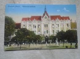 Romania / Hungary  Szatmár-Németi Satu Mare  - Pannoniaszálloda   Ca 1910 D134903 - Roemenië