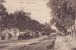 92 CPA Antony - Avenue D' Orléans - Antony