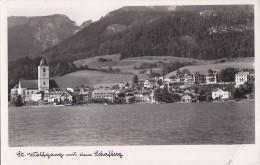 Autriche - St. Wolfgang Mit Dem Schafberg - St. Wolfgang