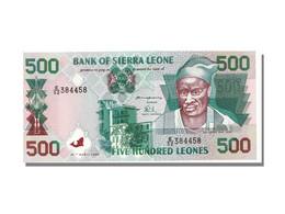 Sierra Leone, 500 Leones Kai Londo - Sierra Leone