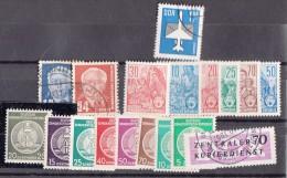 ALLEMAGNE LOT DE  TIMBRES DDR / 6653 - [6] République Démocratique