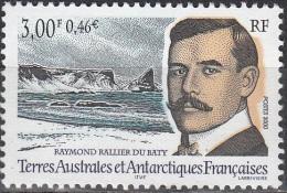 TAAF 2001 Yvert 275 Neuf ** Cote (2015) 2.50 Euro Raymond Rallier Du Baty - Terres Australes Et Antarctiques Françaises (TAAF)