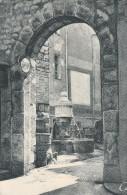 32 - Vence - La Fontaine Du Peyra - Vence