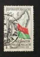 MADAGASCAR - MALGACHE. USADO - USED - Madagascar (1960-...)