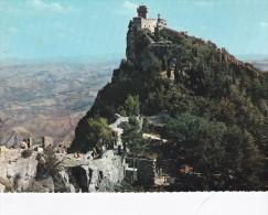 CPSM 10X15 Reppublica Di SAN MARINO . Seconda Torre (N°1) - San Marino