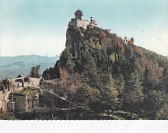 CPSM 10X15 Reppublica Di SAN MARINO . Seconda Torre (N°2) - San Marino