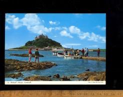 ST MICHAEL'S MOUNT Cornwall : Godolphin House - St Michael's Mount