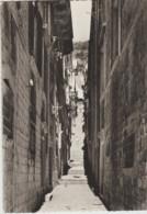 CPSM 10X15 . YOUGOSLAVIE . DUBROVNIK . Ullca Boskoviceva (Vieille Rue Typique ) - Yougoslavie