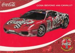 ITALY - Coca Cola, Unused - Unclassified