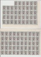 Timbres Neuf Sans Charniere A Determiner   En Morceaux De Feuilles - 1935-1949 Sellos Pequeños Del Estado