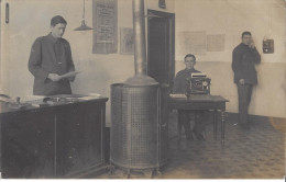 Original Foto Ath Postamt Am Belgien Kriegslazarett Abt.23 AK 1.Weltkrieg Feldpost      Alter Ofen - Ath
