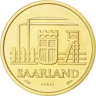 Sarre, 20 Franken 1954 Essai, KM E3 - Saar