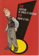 FRANCE - Spirou & Fantasio, Unused - Frankreich