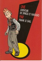 FRANCE - Spirou & Fantasio, Unused - Francia