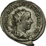 Monnaie, Gordien III, Antoninien, TTB+, Billon, Cohen:261 - 5. L'Anarchie Militaire (235 à 284)