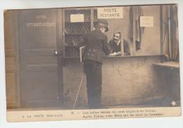 La Poste Restante, Les Belles Lettres Ici, Sont Toujours En Faveur...  Carte Humoristique (pk28467) - Poste & Facteurs
