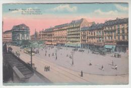 Brussel, Bruxelles, Place De Brouckere, De Brouckere Plaats (pk28469) - Places, Squares
