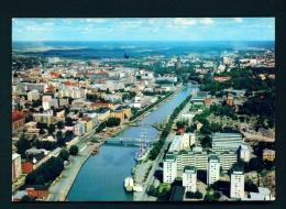 FINLAND  -  Turku  Used Postcard As Scans - Finland